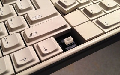 How to Clean a Keyboard (Properly)!