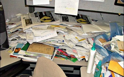 5 Overlooked Office Items Which Really Need a Clean