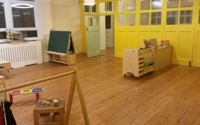 The Abbey Cleaning Service Takes On Eco-Friendly Nursery Y Pelican