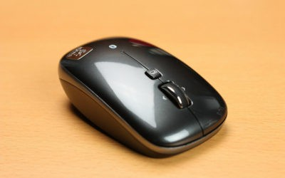 How to Clean… a Computer Mouse