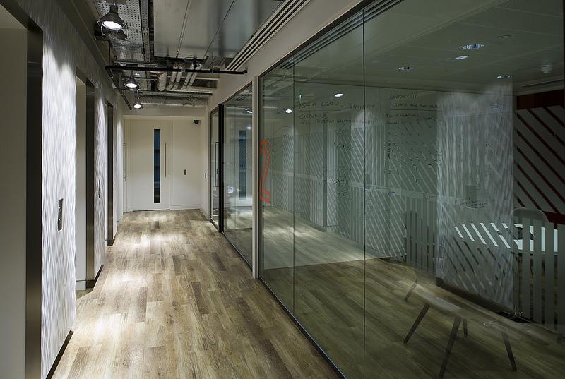 Office flooring image